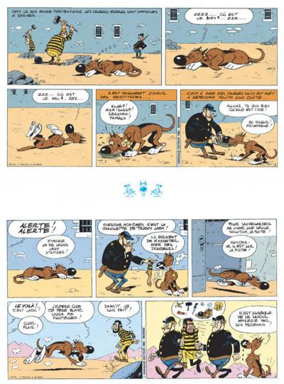 Page 3 rantanplan tome 17 - bêtisier 7 sur le pied de guerre