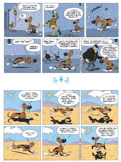 Page 5 rantanplan tome 17 - bêtisier 7 sur le pied de guerre