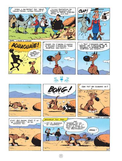Page 2 rantanplan tome 6 bétisier 2