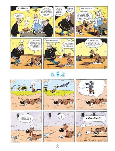 Page 1 rantanplan bêtisier tome 18 - chien d'arrêt