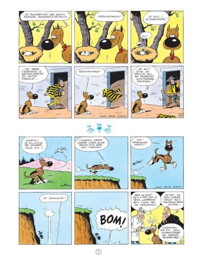 Page 3 rantanplan bêtisier tome 18 - chien d'arrêt
