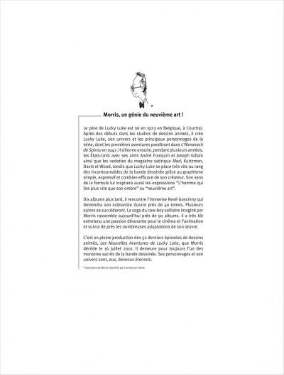 Page 2 lucky luke - les nouvelles aventures de lucky luke tome 5 - cavalier seul