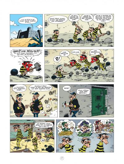 Page 7 lucky luke - les nouvelles aventures de lucky luke tome 5 - cavalier seul