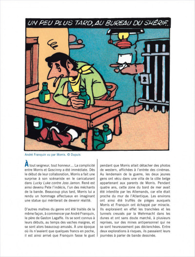 Page 4 Lucky Luke - intégrale tome 14