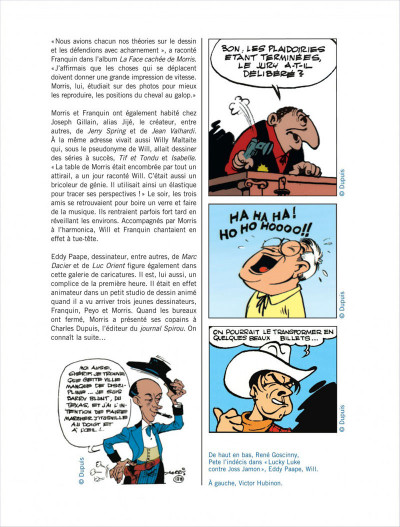 Page 5 Lucky Luke - intégrale tome 14