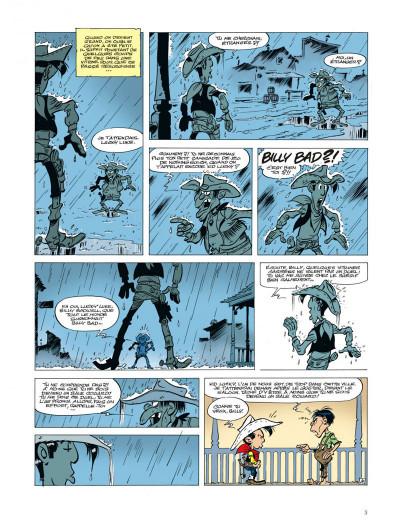 Page 3 Les aventures de Kid Lucky tome 2