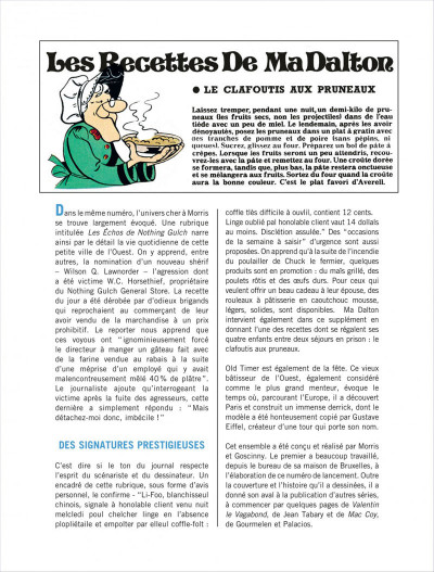 Page 4 Lucky Luke - intégrale tome 21