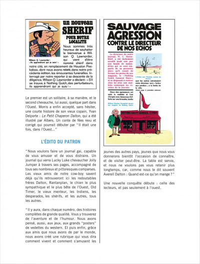 Page 5 Lucky Luke - intégrale tome 21