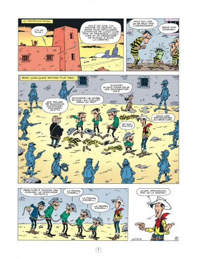 Page 7 les nouvelles aventures de Lucky Luke tome 6 - les tontons Dalton
