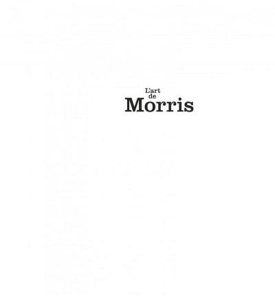 Page 1 L'art de Morris