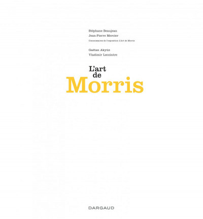Page 3 L'art de Morris