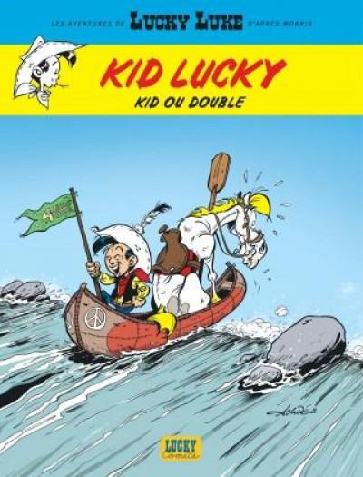 Couverture Les aventures de Kid Lucky tome 5