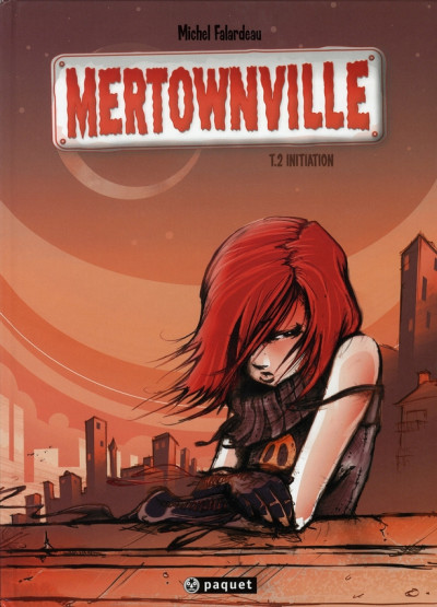 image de mertownville tome 2 - initiation