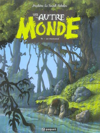 image de un autre monde tome 1 - le passage