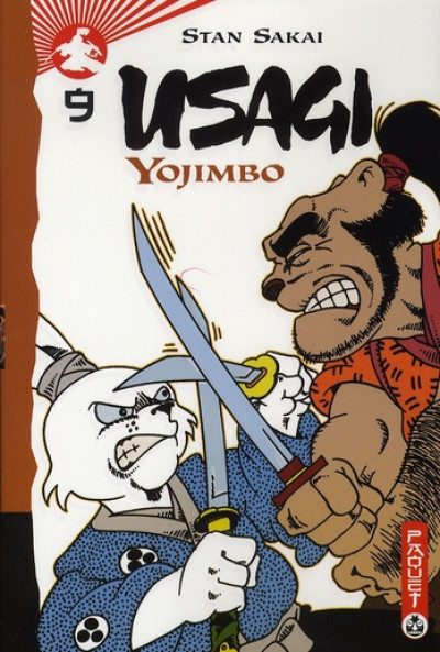 image de usagi yojimbo tome 9