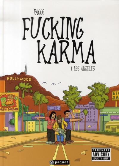 image de fucking karma tome 1 - los angeles