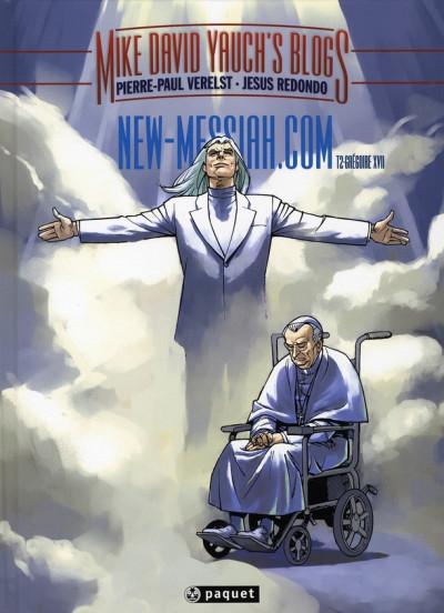 image de New-messiah.com tome 2 - Grégoire XVII