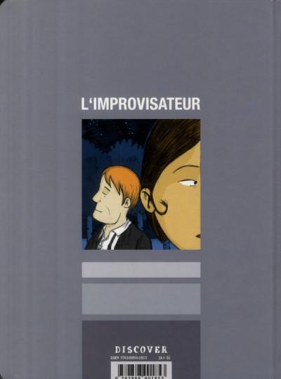 Dos l'improvisateur