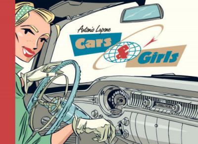 Couverture cars et girls