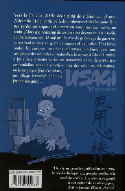 Dos usagi yojimbo tome 14