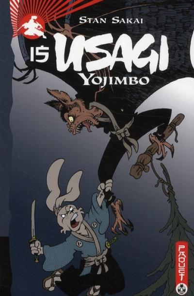 Couverture usagi yojimbo tome 15