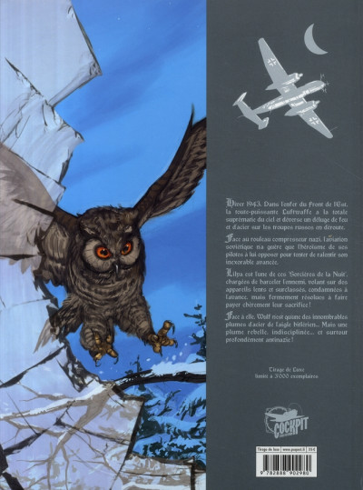 Dos Le grand duc tome 1 - luftwaffe vs. soviet air force
