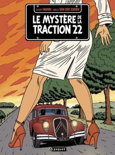 image de enquêtes auto de margot tome 1 - le mystère de la traction 22