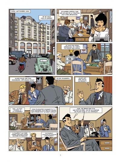 Page 1 enquêtes auto de margot tome 1 - le mystère de la traction 22
