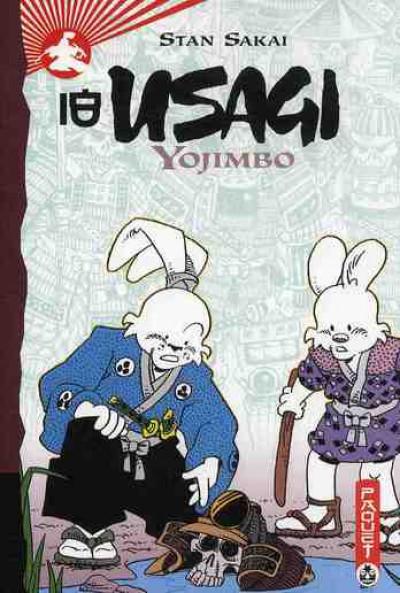 Couverture usagi yojimbo tome 18