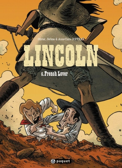 image de lincoln tome 6 - french lover