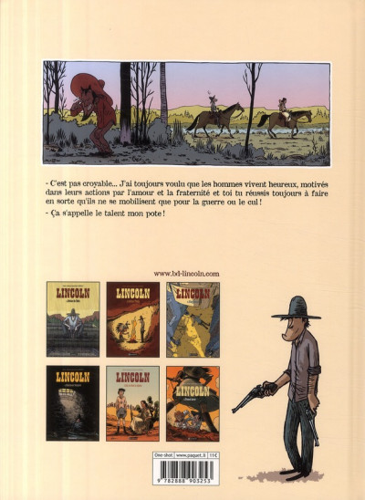 Dos lincoln tome 6 - french lover