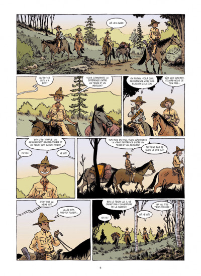 Page 3 lincoln tome 6 - french lover