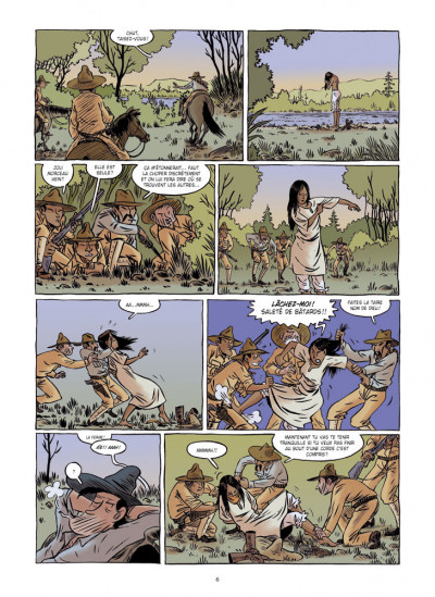 Page 4 lincoln tome 6 - french lover