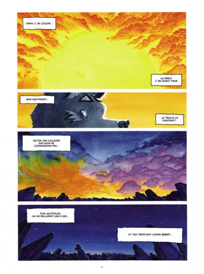 Page 2 les orphelins tome 2 - Il était un jour...