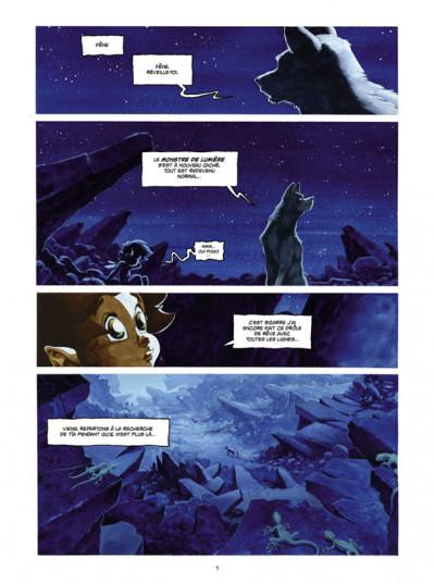 Page 3 les orphelins tome 2 - Il était un jour...