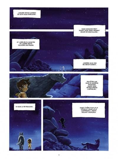 Page 4 les orphelins tome 2 - Il était un jour...