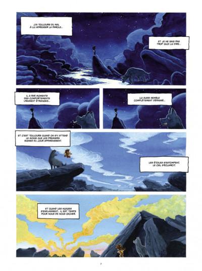 Page 5 les orphelins tome 2 - Il était un jour...