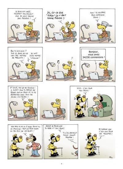 Page 2 ma vie de wouf tome 1