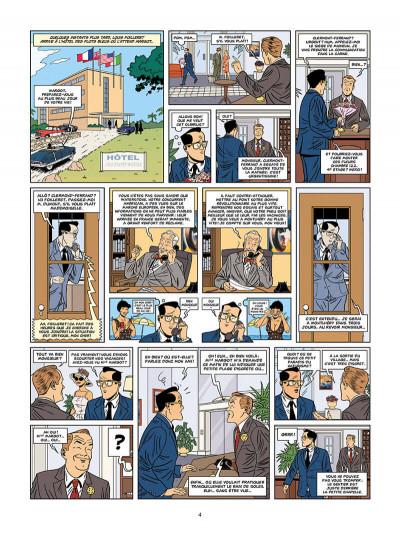 Page 4 les enquêtes auto de Margot tome 2 - les déesses de la route
