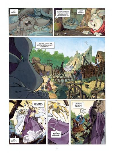 Page 1 L'épée d'Ardenois tome 2
