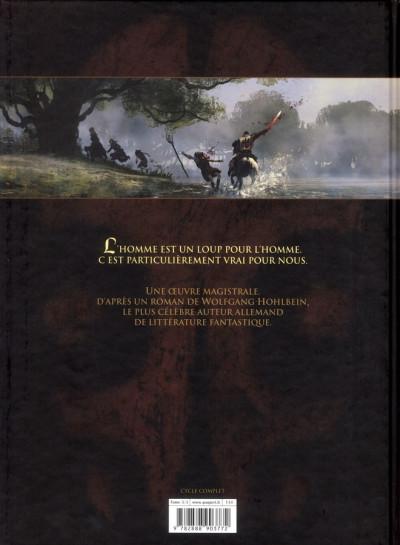 Dos La chronique des immortels tome 3 - au bord du gouffre tome 3