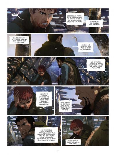 Page 3 La chronique des immortels tome 3 - au bord du gouffre tome 3