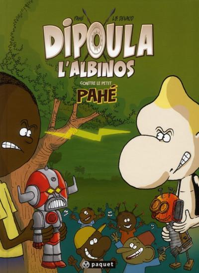 image de Dipoula tome 2 - Dipoula contre le petit Pahé