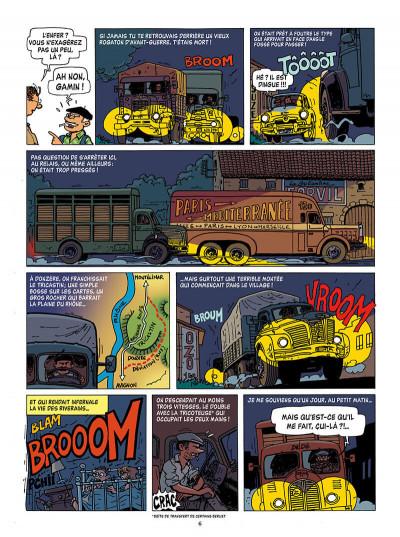 Page 6 Chroniques de la nationale 7