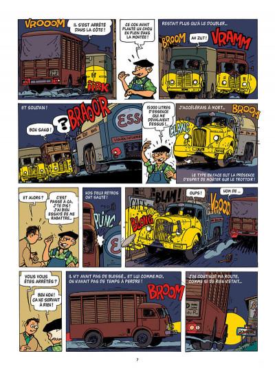 Page 7 Chroniques de la nationale 7