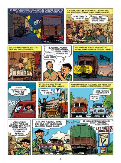 Page 8 Chroniques de la nationale 7