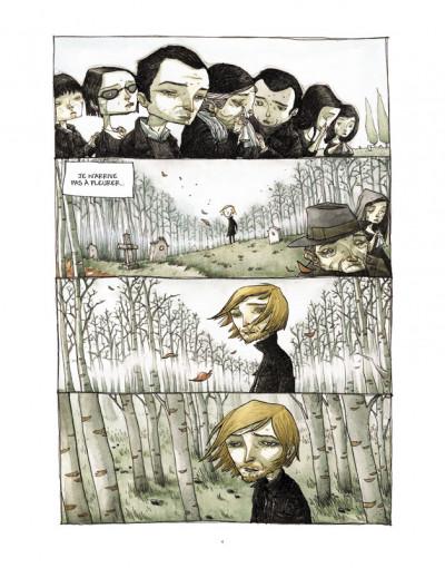 Page 2 les échos invisibles tome 1