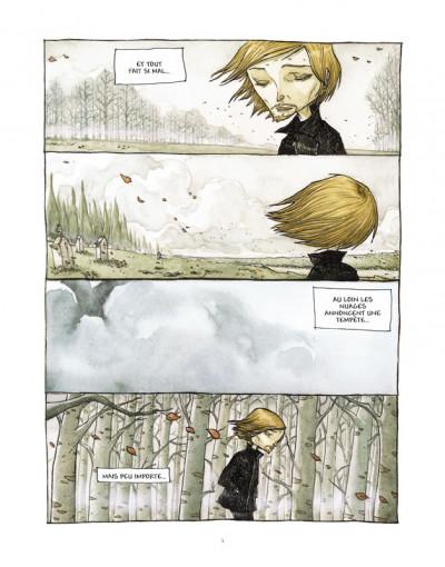Page 3 les échos invisibles tome 1