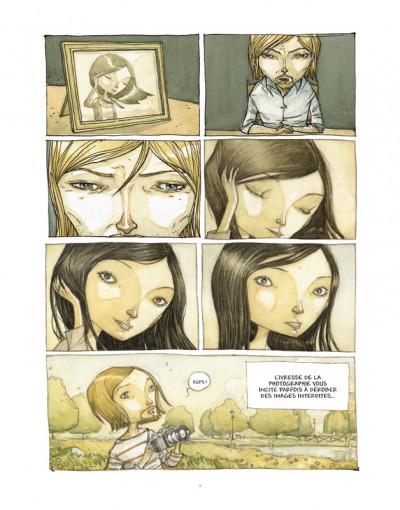 Page 5 les échos invisibles tome 1