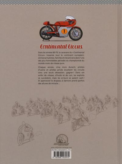 Dos continental circus